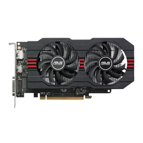 ASUS RX560-O4G-EVO 4GB/128-bit, GDDR5, DVI, HDMI, DP