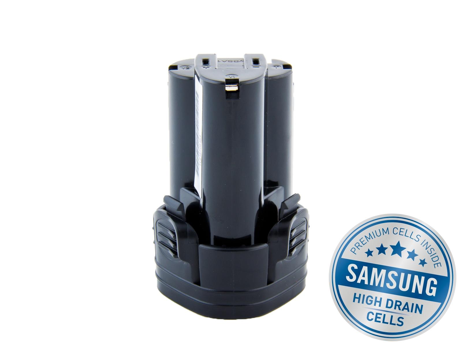Baterie AVACOM MAKITA BL 1013 Li-Ion 10,8V 2000mAh, články SAMSUNG