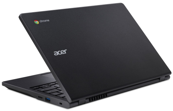 "Acer Chromebook 11 (C771T-C27A) Celeron 3855U/4GB+N/A/eMMC 64GB+N/A/HD Graphics/11.6""HD Multi-Touch IPS/BT/Chrome/Gray"