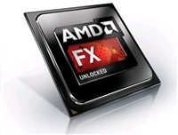 CPU AMD FX 8-Core FX-9590 (Vishera) 4.7GHz (5.0GHz Turbo) 16MB cache 220W socket AM3+, BOX (w/o fan)