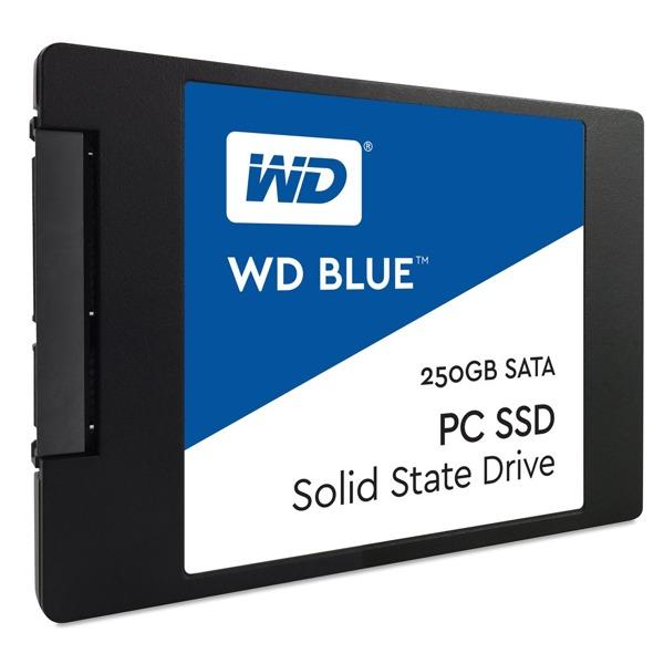 WD Blue SSD 2.5'' 250GB SATA/600