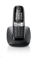 Gigaset DECT C620 - shiny black