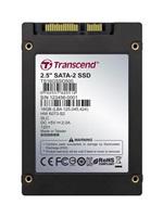 TRANSCEND 8GB SSD disk 2.5'' SATA SLC