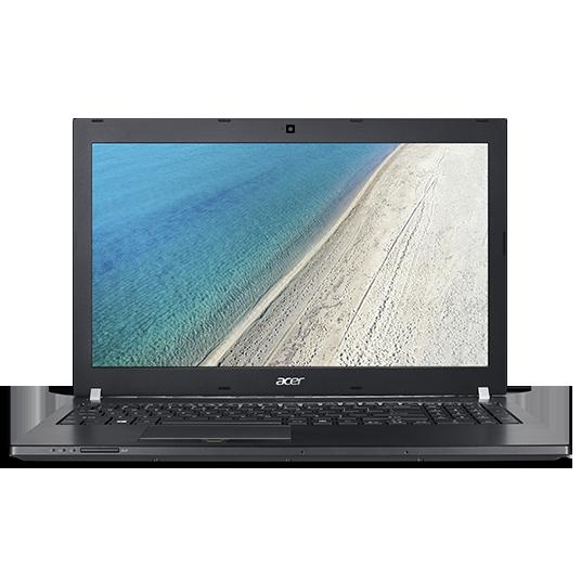 "Acer TravelMate (P658-G3-M-52QN) i5-7200U/4GB+4GB/256 GB SSD M.2+N/HD Graphics/15.6"" FHD IPS matný/BT/W10 Pro/Black"