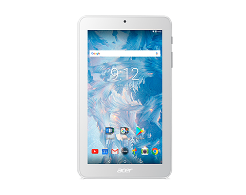 "Acer Iconia One 7 - 7""/MT8167/16GB/1G/IPS/Android 6.0 bílý"