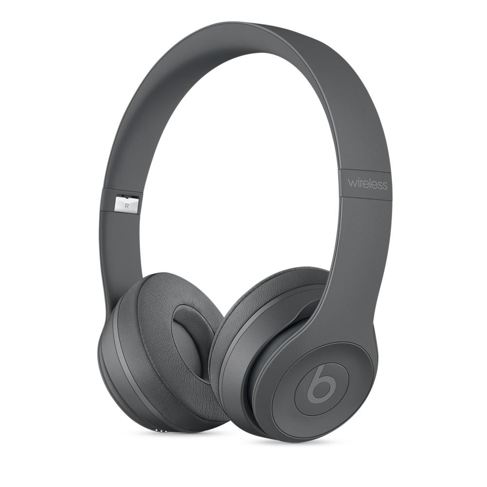 Beats Solo3 Wireless On-Ear Headphones - Asph Gray