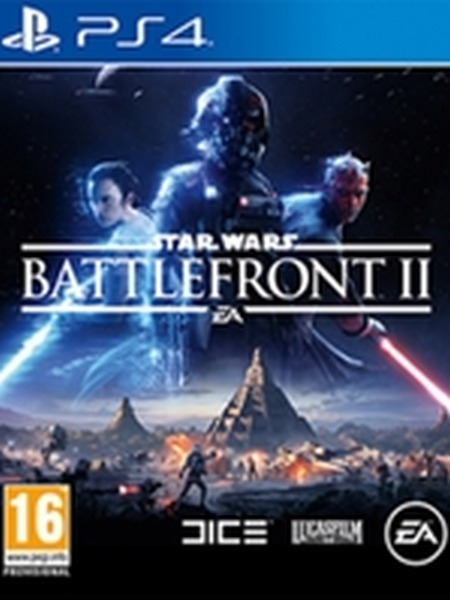 Electronic Arts PS4 hra STAR WARS BATTLEFRONT II