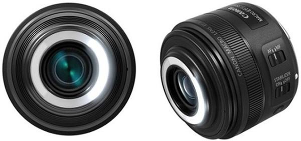 Canon EF-S 2,8/35 IS Macro STM