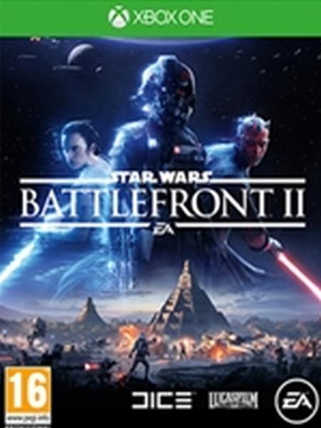 Electronic Arts XBOX ONE hra STAR WARS BATTLEFRONT II - vychází 17.11.!!