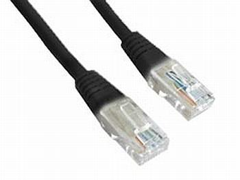 Gembird Patch kabel RJ45, cat. 5e, UTP, 1m, černý
