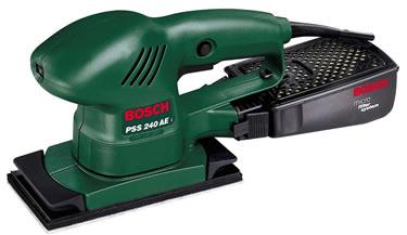 Bruska vibrační Bosch PSS 200 A