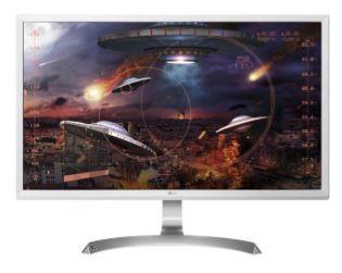 Monitor LG 27UD59-W Ultra HD 4K Display, IPS, FreeSync, HDMI, Display Port