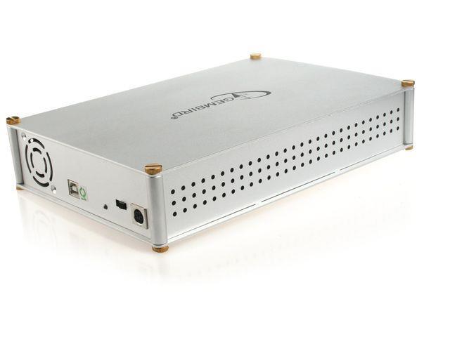 Gembird externí USB v.2.0 case pro 5.25'' HDD