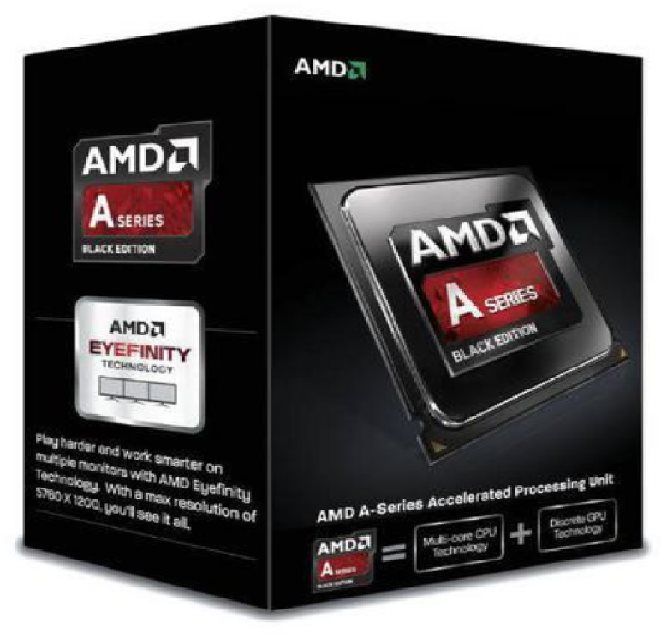 AMD APU A10-7890K, Quad Core, 4.10GHz, 4MB, FM2+, 28nm, 95W, VGA, BOX, BE