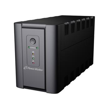 Power Walker UPS Line-Interactive 2200VA 2x 230V EU, 2x IEC C13, RJ11/RJ45, USB