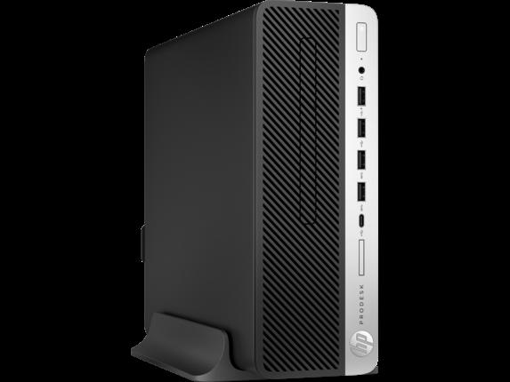HP ProDesk 600 G3 SFF i3-7100 4GB 500GB DVD Win 10 Pro 64 klav EN