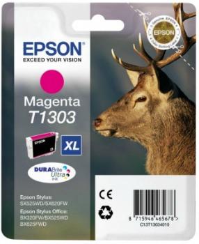Inkoust Epson T1303 magenta | Stylus SX525WD/BX305F/BX320FW/BX625FWD