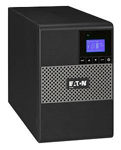 Eaton 5P 650i, UPS 650VA, 4 zásuvky IEC, LCD