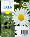 Inkoust Epson T1804 yellow | 3,3 ml | XP-102/202/205/302/305/402/405/405WH