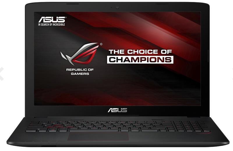 ASUS NB G552VW i5-6300HQ/8GB/1TB+256GB/15.6 FHD AG/DVD/GTX960M 2G/W10