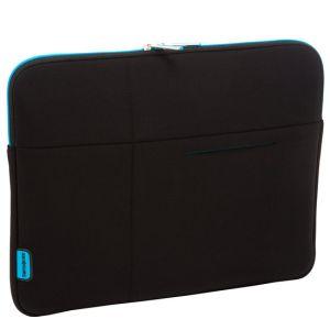Pouzdro SAMSONITE U3709003 15,6'' AIRGLOW počítač, polyamid, černá, modrá