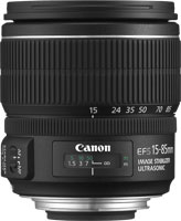 Canon EF-S 15-85mm f/3.5-5.6 IS USM zoom objektiv