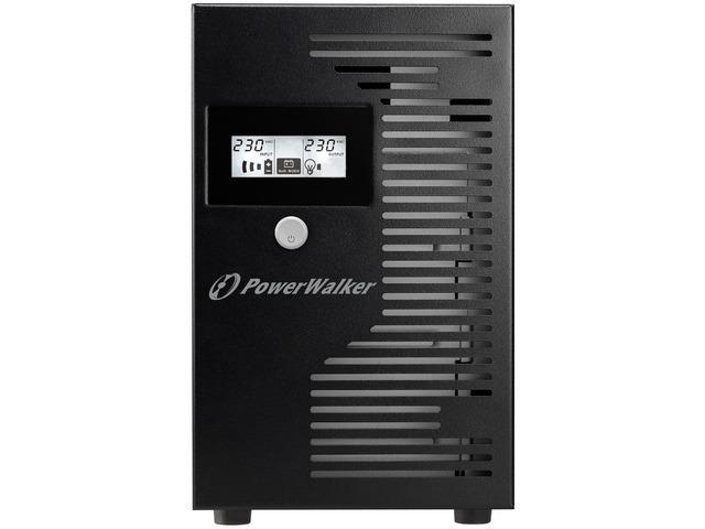 Power Walker UPS Line-Interactive 3000VA 4x 230V EU, RJ11/RJ45 IN/OUT, USB, LCD
