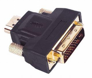 Gembird redukce HDMI(M) - DVI(M)