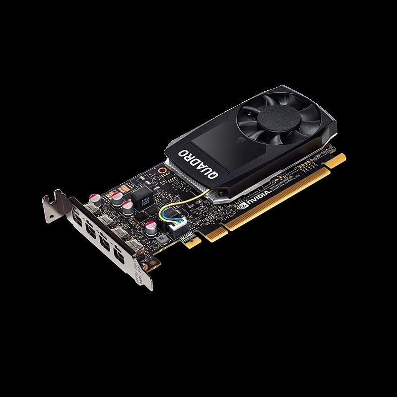 NVIDIA Quadro P1000 4GB