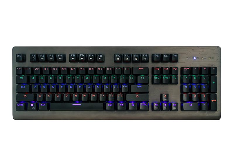 COBRA PRO INFERNO- Professional mechanical gaming keyboard, multicolor