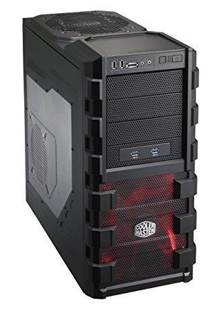 Cooler Master PC skříň HAF 912 černá
