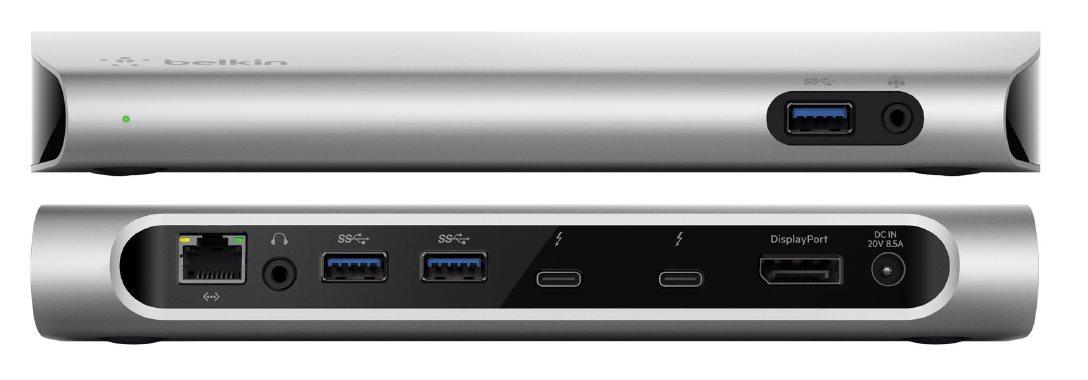 Belkin Thunderbolt™ 3 Express Dock USB-C 3,1 včetně USB-C 1m kabelu