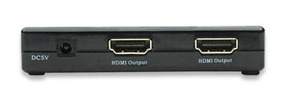 MANHATTAN HDMI rozbočovač 2 porty (splitter, v1.3b)