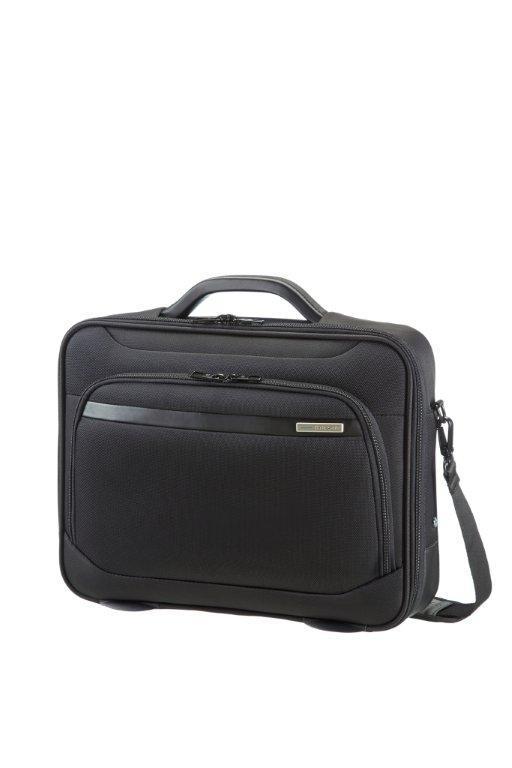 Case SAMSONITE 39V09001 16'' VECTURA, computer, tablet, docu, pocket, black