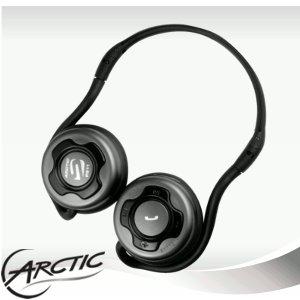 Bezdrátová sluchátka Arctic Sound P311 bluetooth, černá