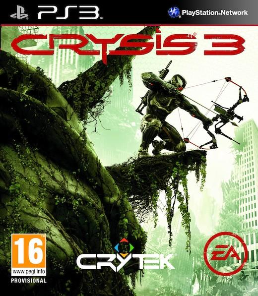 CRYSIS 3 Essentials PS3 CZ/SK/HU