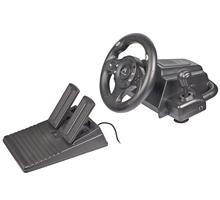 Tracer Drifter herní volant pro PC/PS2/PS3, USB + hra