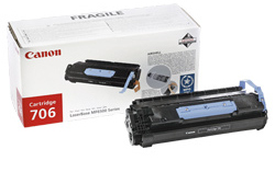 Toner Canon CRG706 (CRG-706) black [ 5000str., MF65xx ]