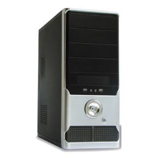 WE PC Case Miditower ATX 400W PC-3019