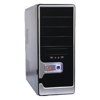Whitenergy Počítačová skříň Midi Tower PC-3039 se ATX zdrojem 500W ATX 2.2 12cm