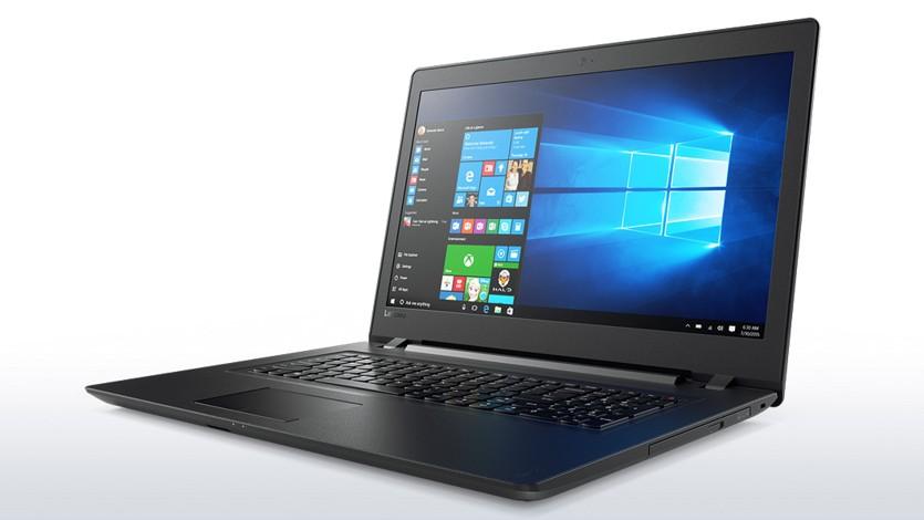"""Lenovo IdeaPad 110-17IKB i5-7200U 3,10GHz/8GB/1TB/17,3"""" HD+/Radeon 2GB/DVD-RW/WIN10 černá 80VK0008CK"""