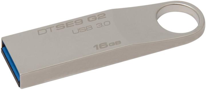 16GB Kingston USB 3.0 SE9 pro potisk
