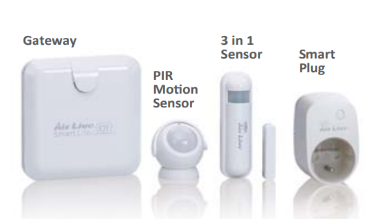 IoT Smartlife Package A