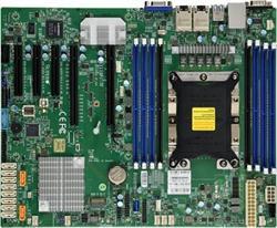SUPERMICRO MB 1xLGA3647, iC622, 8x DDR4 ECC,10xSATA3, 1xM.2, PCI-E 3.0/2,2,1(x16,x8,x4),2x 10Gb LAN,IPMI, bulk