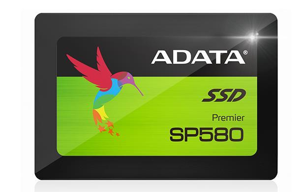 """ADATA SSD SP580 120GB SATA III 2.5"""" TLC 7mm (čtení/zápis: 560/410MB/s)"""