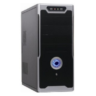 WE PC Case Miditower ATX 400W PC-3035