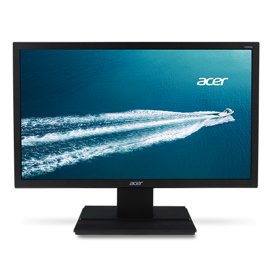 Acer LCD V226HQLbmd 21.5'' , LED, 1920 x 1080, 100M:1, 5ms, Black, DVI, repro, TCO 6.0