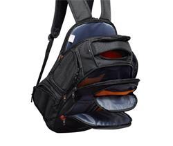 CANYON ergonomicky a rozměrný cestovní batoh