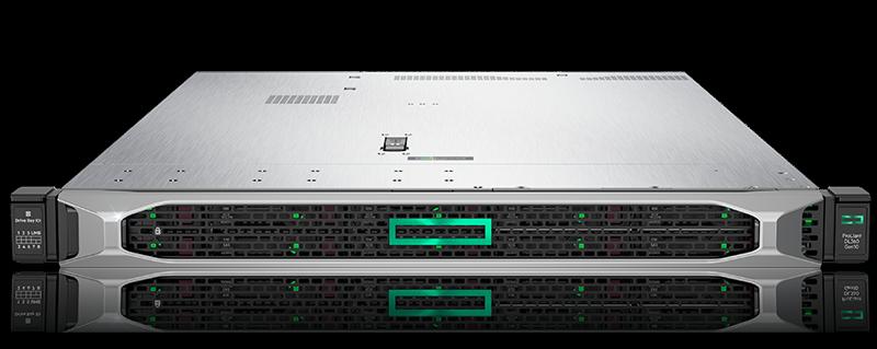 HPE DL360 Gen10 4114, 32G, 2x300GB 15k SAS, 2x500W
