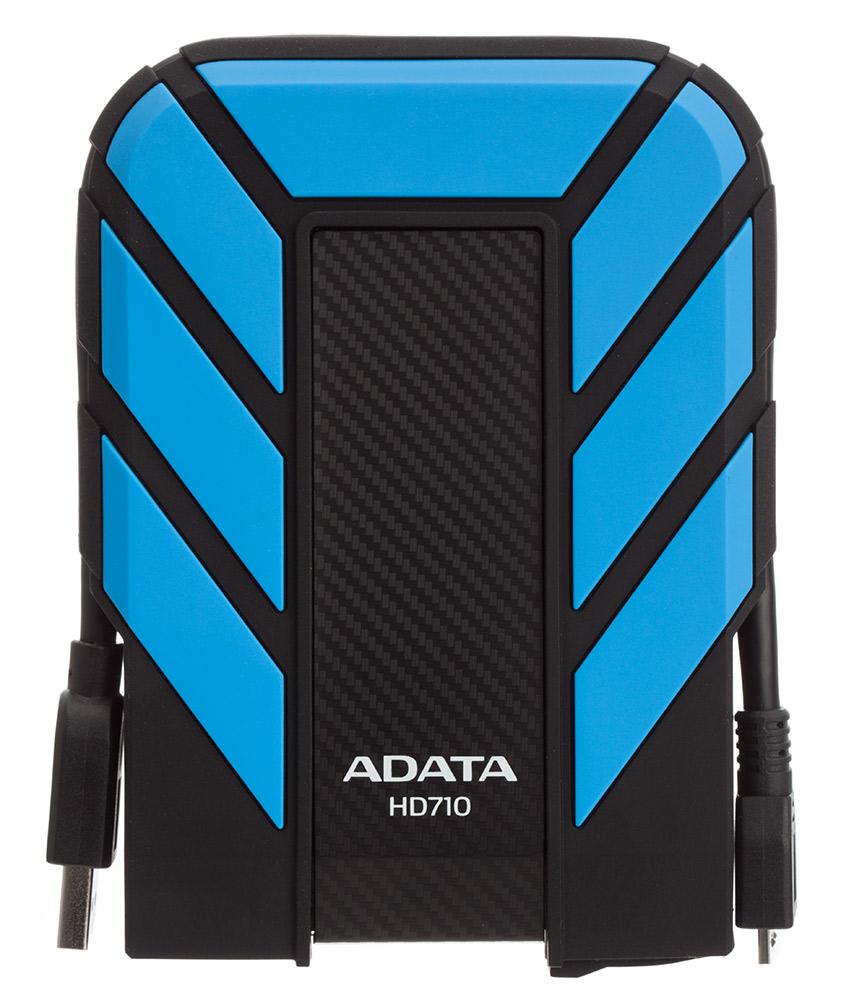 ADATA HD710 Pro externí HDD 2TB, USB 3.1, modrá